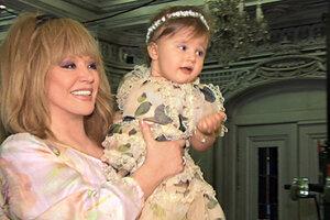 Дочь Орбакайте становится маленькой копией Пугачевой