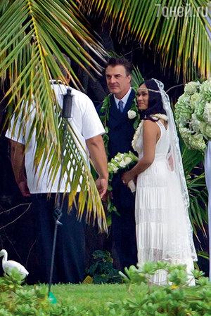 Свадьба Криса Нота и Тары Линн