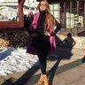 Виктория Боня в Куршевеле