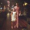 Анастасия Волочкова в дочерью в Таиланде