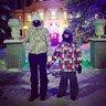 Полина Гагарина с сыном