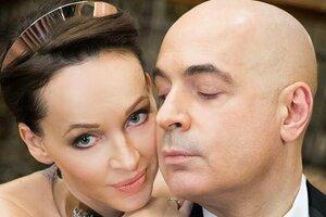 Михаил Грушевский отметил ситцевую свадьбу
