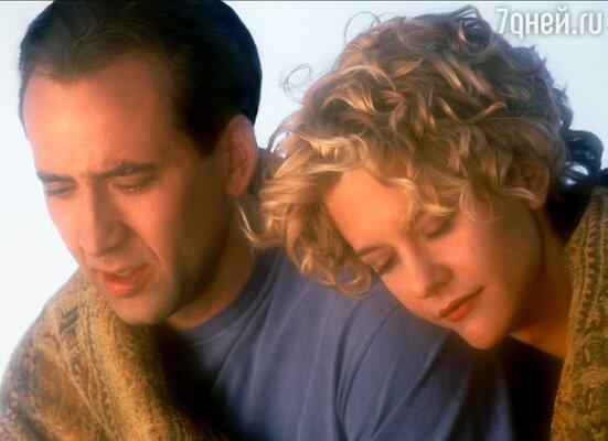 Кадр из фильма «Город ангелов»