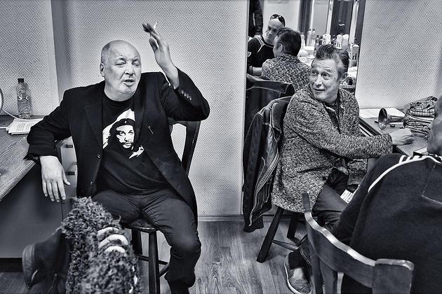 Андрей Васильев и Михаил Ефремов