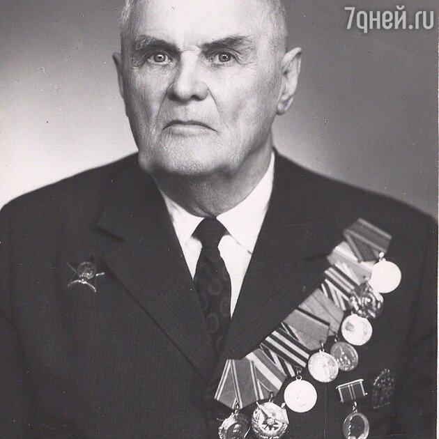 Прадед Оксаны Федоровой