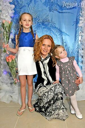 Мария Киселева, Дарья Кирсанова, Александра Кирсанова