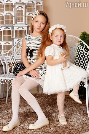 Дарья и Александра Кирсановы