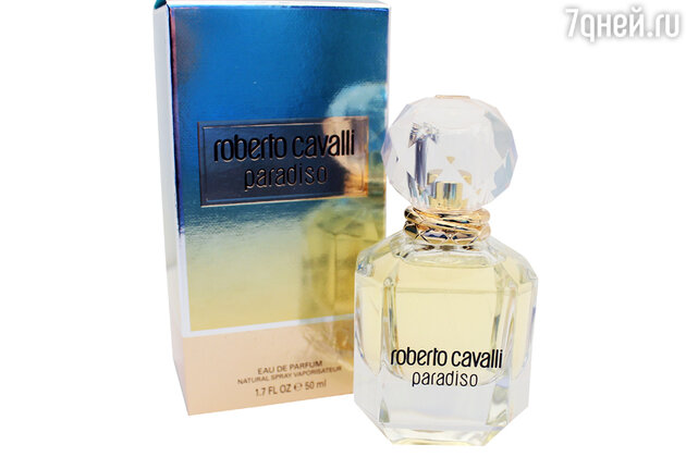 Парфюмированная вода Paradiso от Roberto Cavalli
