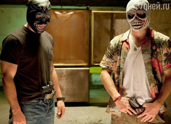Кадр из фильма «Особо опасны»