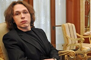 Сын Никаса Сафронова даст благотворительный концерт после смертельного ДТП