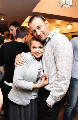 Ирина Пегова и Анатолий Белый