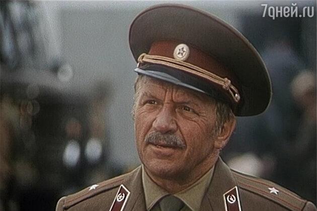Майор Маркелов — «Беспредел» (1989 год)