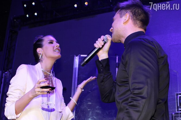 Кети Топурия и Сергей Лазарев