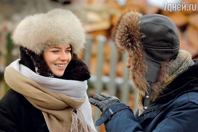 Марина Александрова с Сергеем Безруковым