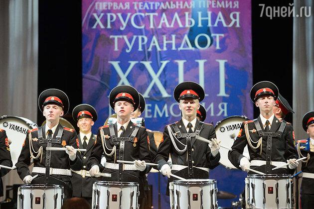 В московском театре имени Вахтангова состоялась церемония награждения премией «Хрустальная Турандот»