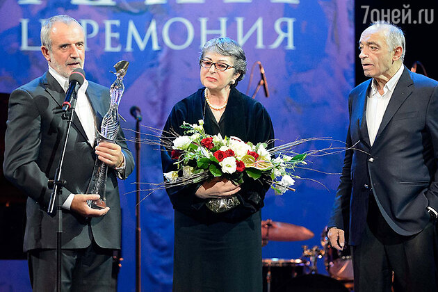 Каталин Любимова, Валентин Гафт