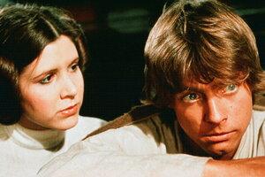 Остановилось сердце  актрисы Кэрри Фишер — принцессы Леи из «Звездных войн»