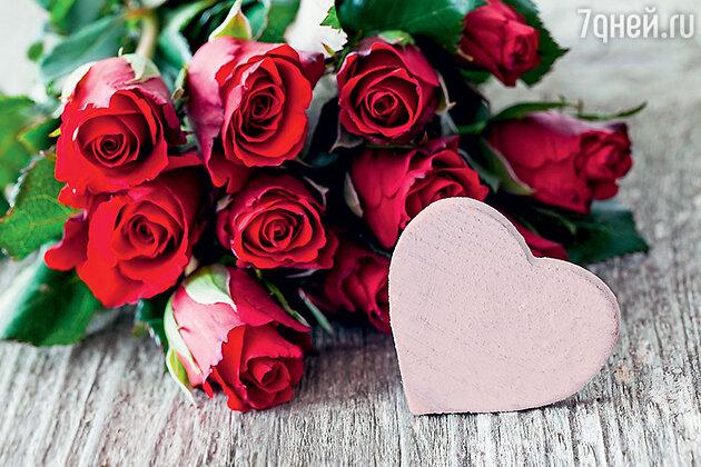 Розы помогут найти суженого