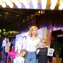 Наталья Ионова с детьми
