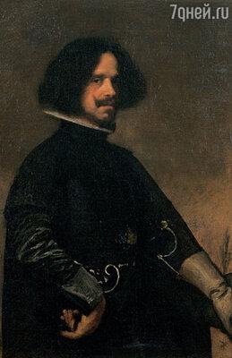 Диего Веласкес. Автопортрет 1643 г.
