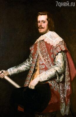 Написанный Веласкесом портрет Филиппа IV понравился и самому герою, и всему двору. Художник  получил вожделенную должность