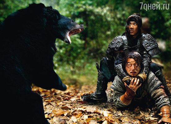 Кадр фильма «Большой солдат»