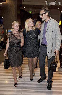 Кристина Орбакайте с супругом Михаилом