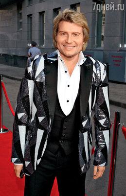 На церемонии вручения премии «Fashion People Awards». 2011 г.