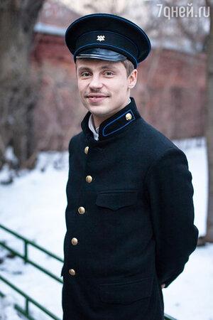 Александр Головин в новогодней комедии «Ёлки 1914»
