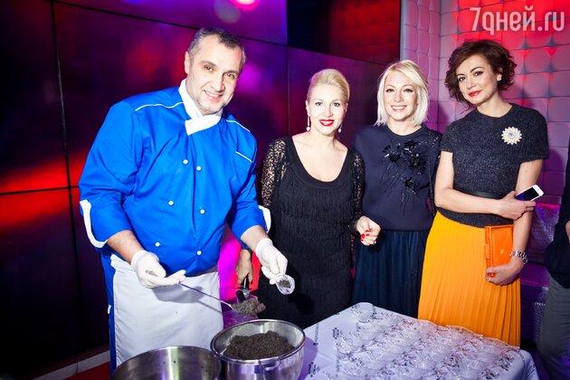 Екатерина Одинцова, Аврора и Татьяна Геворкян