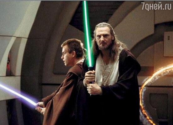 Кадр из фильма «Звездные войны. Эпизод 1 — Скрытая угроза»
