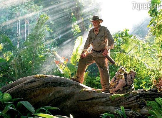 Кадр из фильма «Путешествие 2: Таинственный остров»