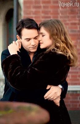Первая большая роль Натальи в кино — вфильме «Влюбленные». С Джонатаном Рисом Майерсом
