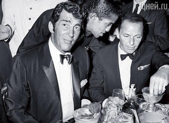 Дин Мартин вместе с лучшим другом Фрэнком Синатрой были посвящены в самые интимные тайны Белого дома