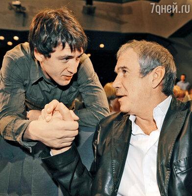 Героя Сергея Гармаша сыграет Артур Смольянинов
