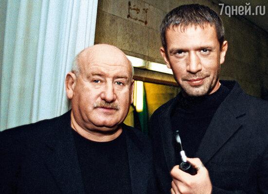 С Владимиром Машковым