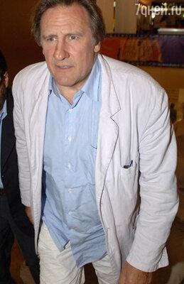 Жерар Депардье