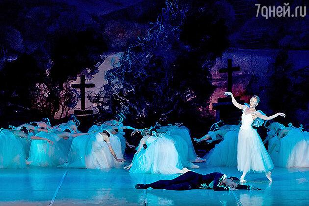 Балет «Жизель» в Кремлевском дворце