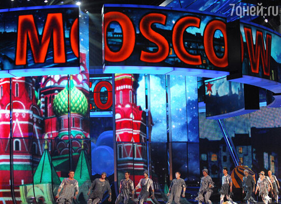 Россия 15 лет ждала у себя этот праздник песни и доказала, что может делать шоу высочайшего уровня
