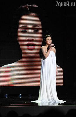 Анастасия Приходько с песней «Мамо» представляла на конкурсе Россию
