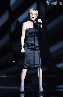 Участница «Евровидения-2009» от Франции Патрисия Каас