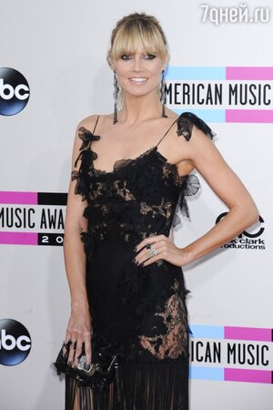 Хайди Клум American Music Awards 2013