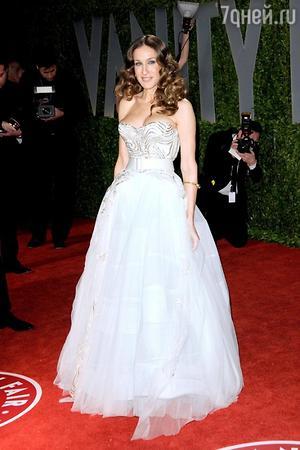 ���� �������� ������ � ������ �� Christian Dior �� ��������� Vanity Fair � 2009 ����