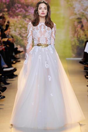 Анджелина Джоли в платье от Zuhair Murad