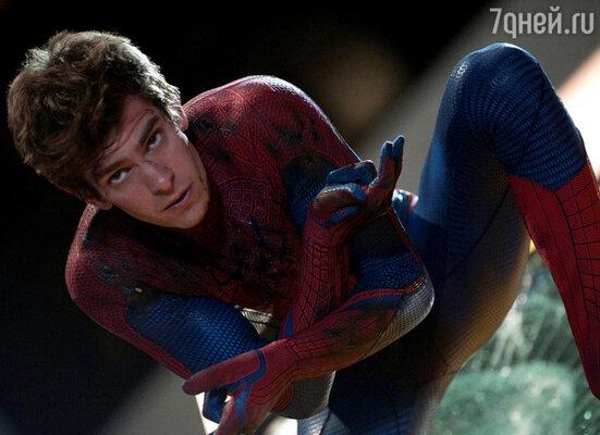 Энди Гарфилд — новый Человек-паук