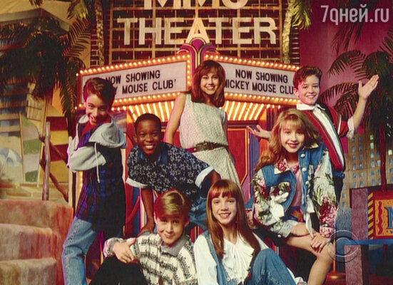 Диснеевское шоу «Клуб Микки Мауса» многих вывело в звезды первой величины. Джастин Тимберлейк и Кристина Агилера (справа), Райан Гослинг и Бритни Спирс (внизу)