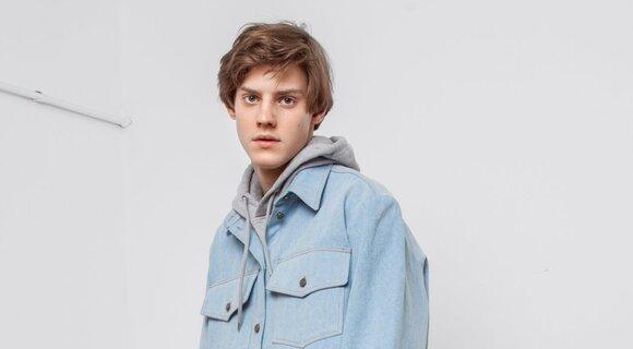 Павел Табаков стал главным героем новой коллекции российского дизайнера