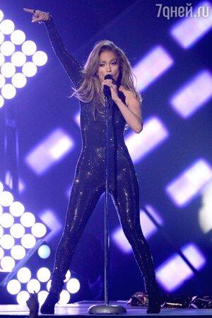 Выступление Дженнифер Лопес на Billboard Music Awards