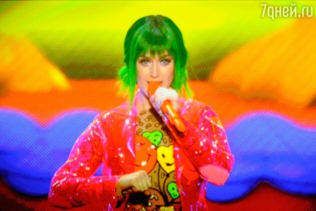 Выступление Кэти Перри на Billboard Music Awards