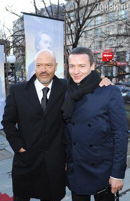 Федор Бондарчук и Александр Олешко